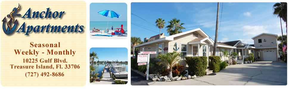 Anchor Inn Vacation Rentals